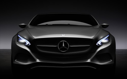 Mercedes Car Emblem