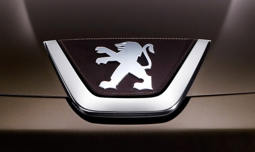 Logo of Peugeot Car Brand
