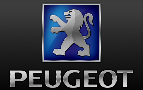 Lion (Peugeot) Car Logo