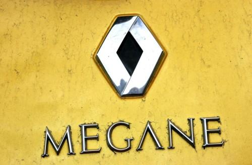 Reanult Megane Symbol