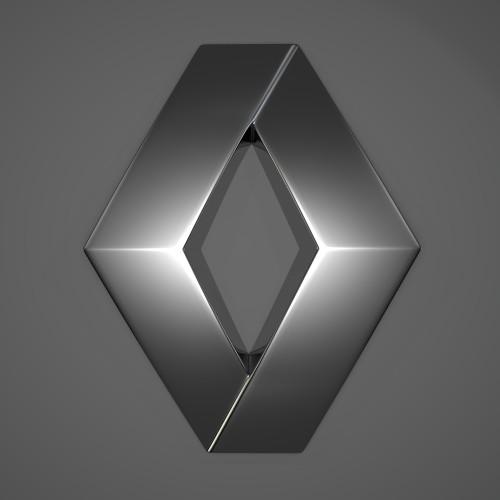 Renault Car Symbol