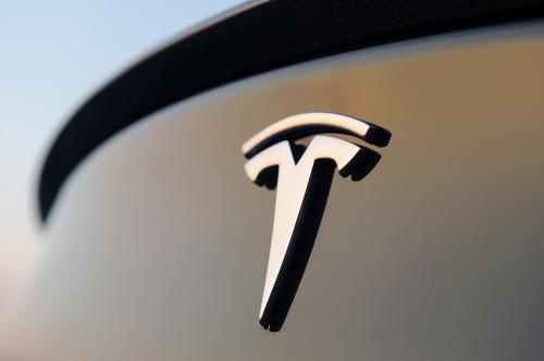 Tesla Motors Emblem