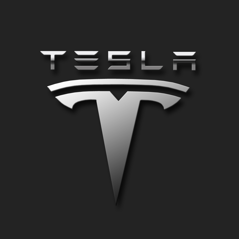 Tesla logo signification