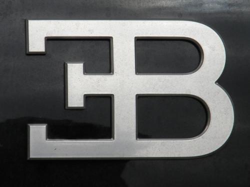 Bugatti Car Logo