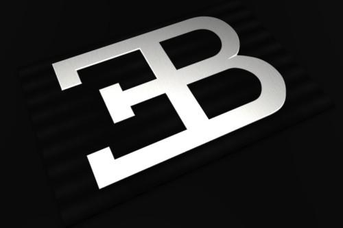 Bugatti HD Logo