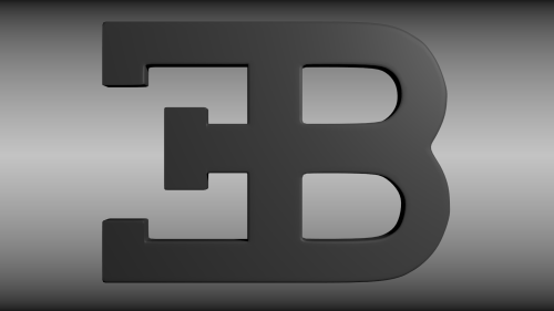 Bugatti Car Symbol