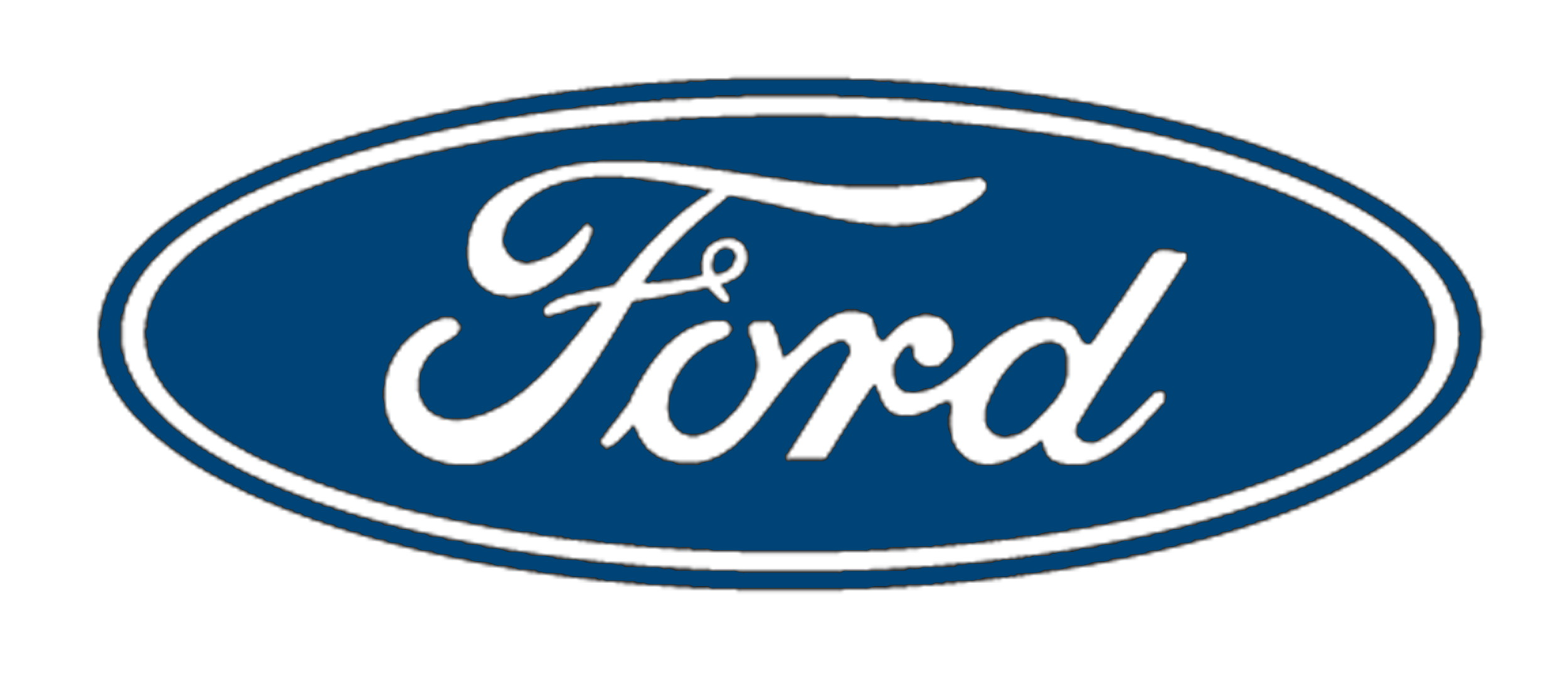Color Of The Ford Logo