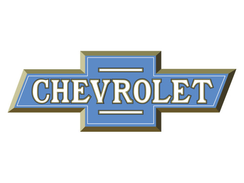 Old Chevrolet Logo