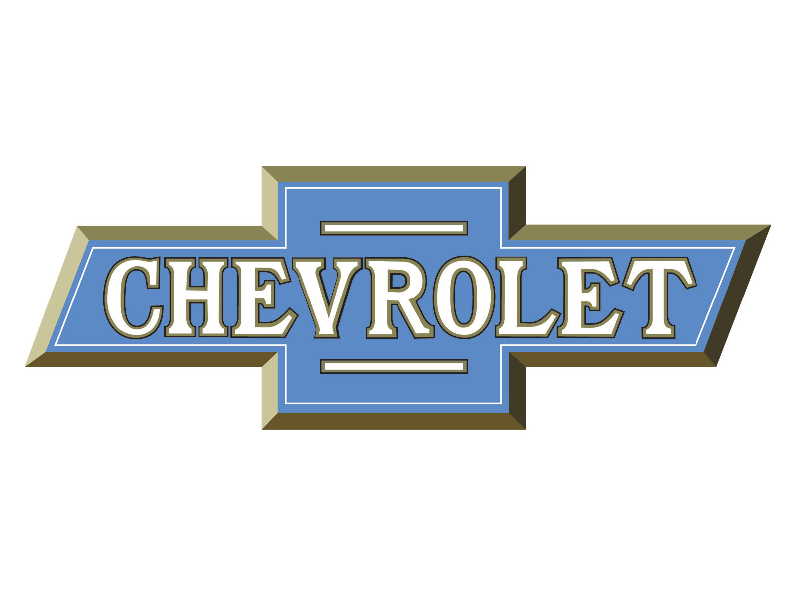 Chevy Logo, Chevrolet Car Symbol Meaning and History | Car Brand ...