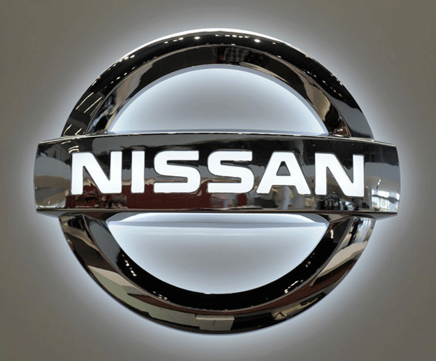 Color Of The Nissan Logo Car Symbol