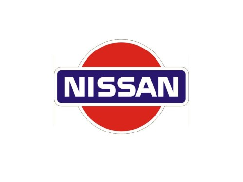 Old Nissan Car Logo
