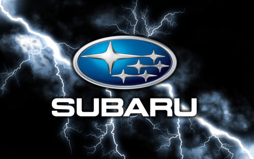 Subaru Logo Wallpaper