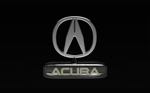 Acura Company Logo