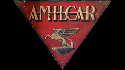 Amilcar Italiana Logo (italian car manufacturer)
