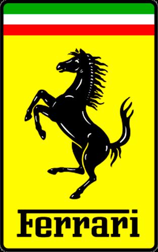 Ferrari Car Logo (italian automaker)