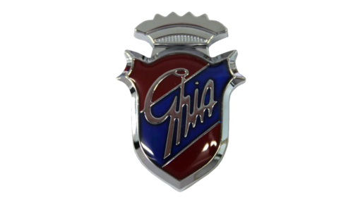 Ghia Logo (italian car manufacturer)