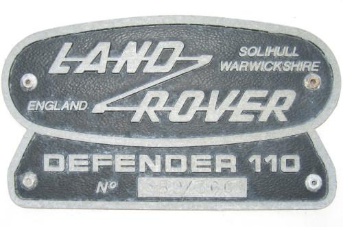 Land Rover Old Logo