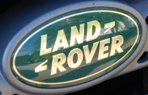 Land Rover Car Symbol