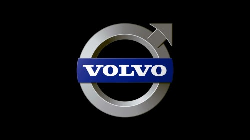 Volvo Logo Wallpaper HD