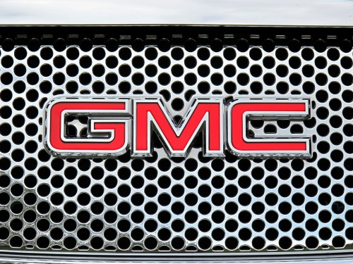 GMC Car Logo