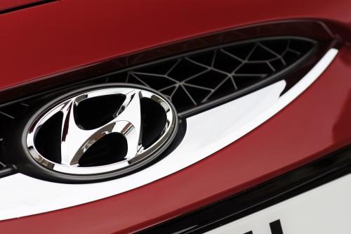 Hyundai Car Symbol