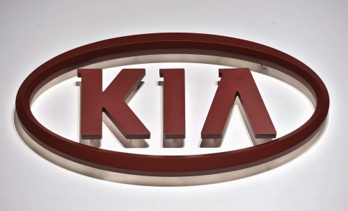 KIA Company Logo
