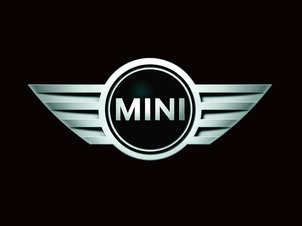 mini cooper logo mini car symbol meaning and history. Black Bedroom Furniture Sets. Home Design Ideas