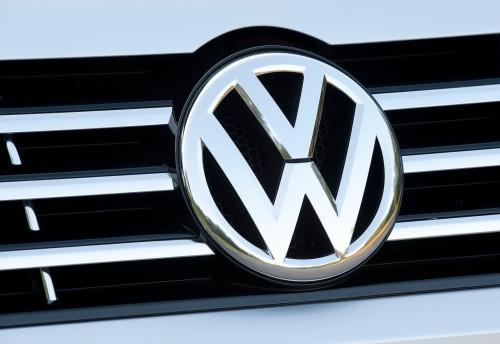 Volkswagen Car Emblem