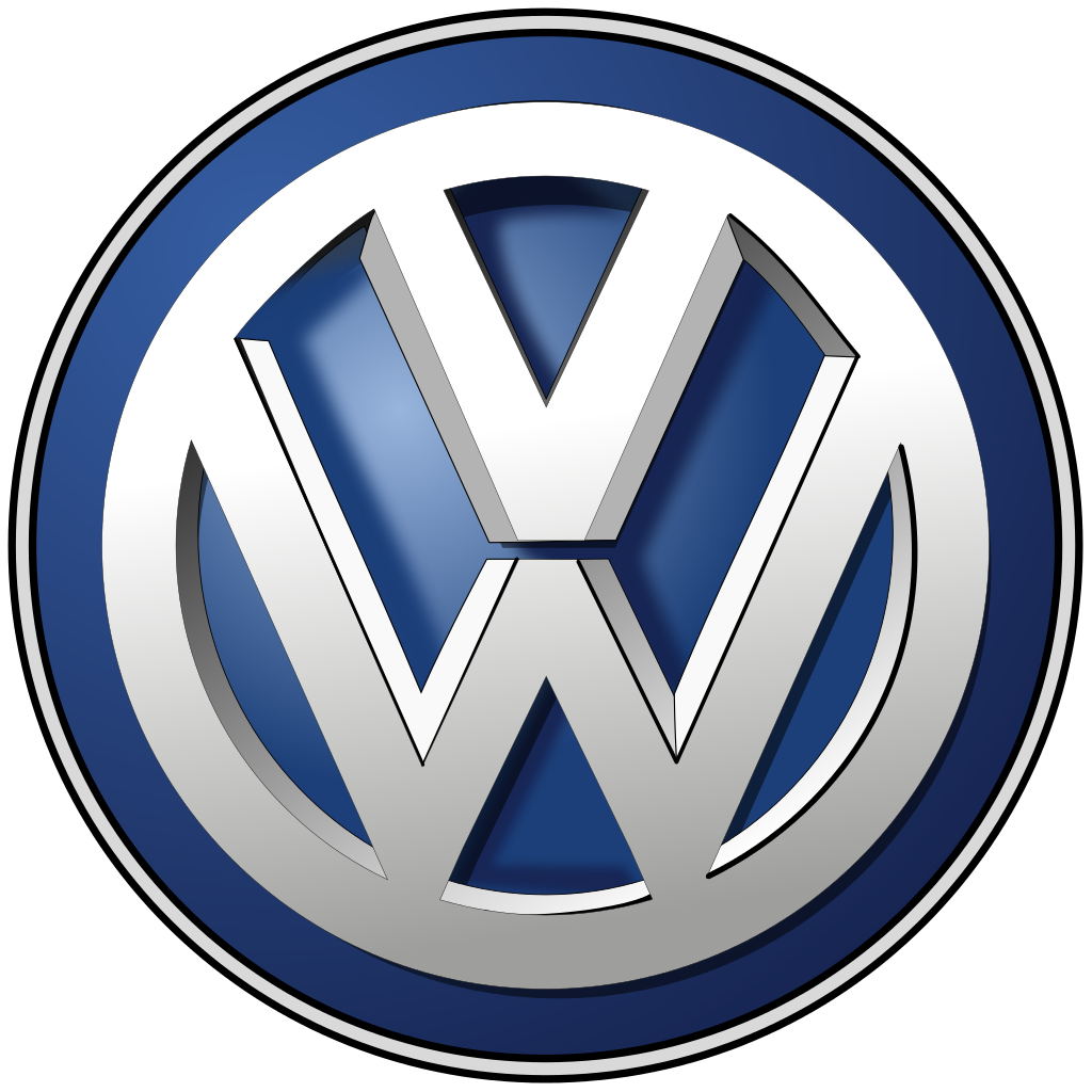 VW logo photo