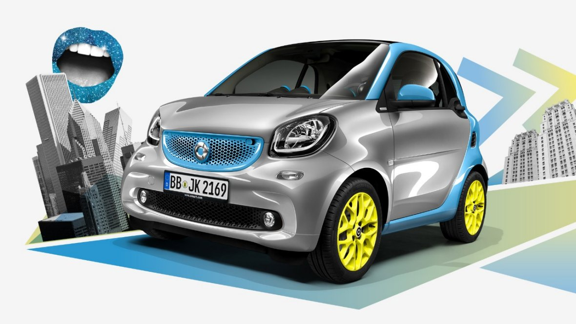 Since 2008 Smart Cars Have Been Officially Distributed In The Usa Company S Two Most Successful Models Are Fortwo And Forfour Ing Four