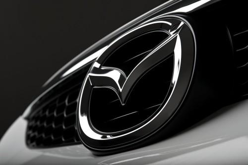 Mazda symbol