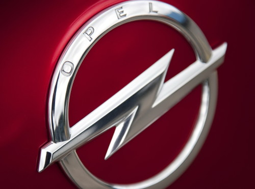 Opel Company Symbol