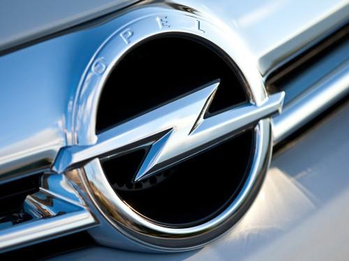 Opel Car Symbol