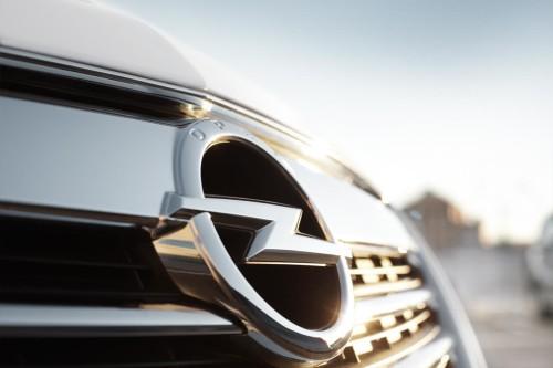 Opel Car Emblem HD