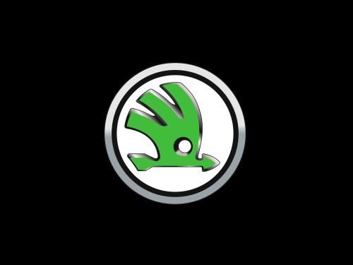 Skoda Car Symbol