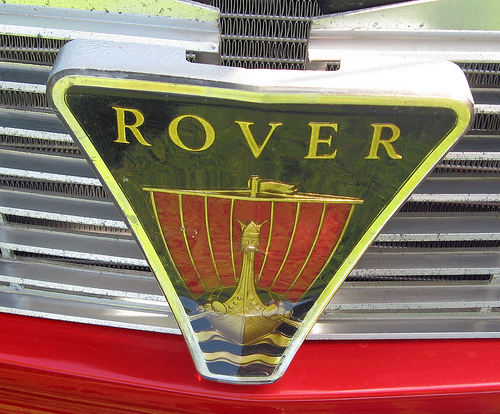 Rover Logo Rover Car Symbol Meaning And History Car Brand Names Com
