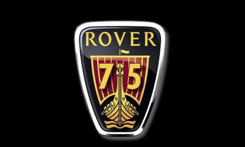 Rover 75 logo