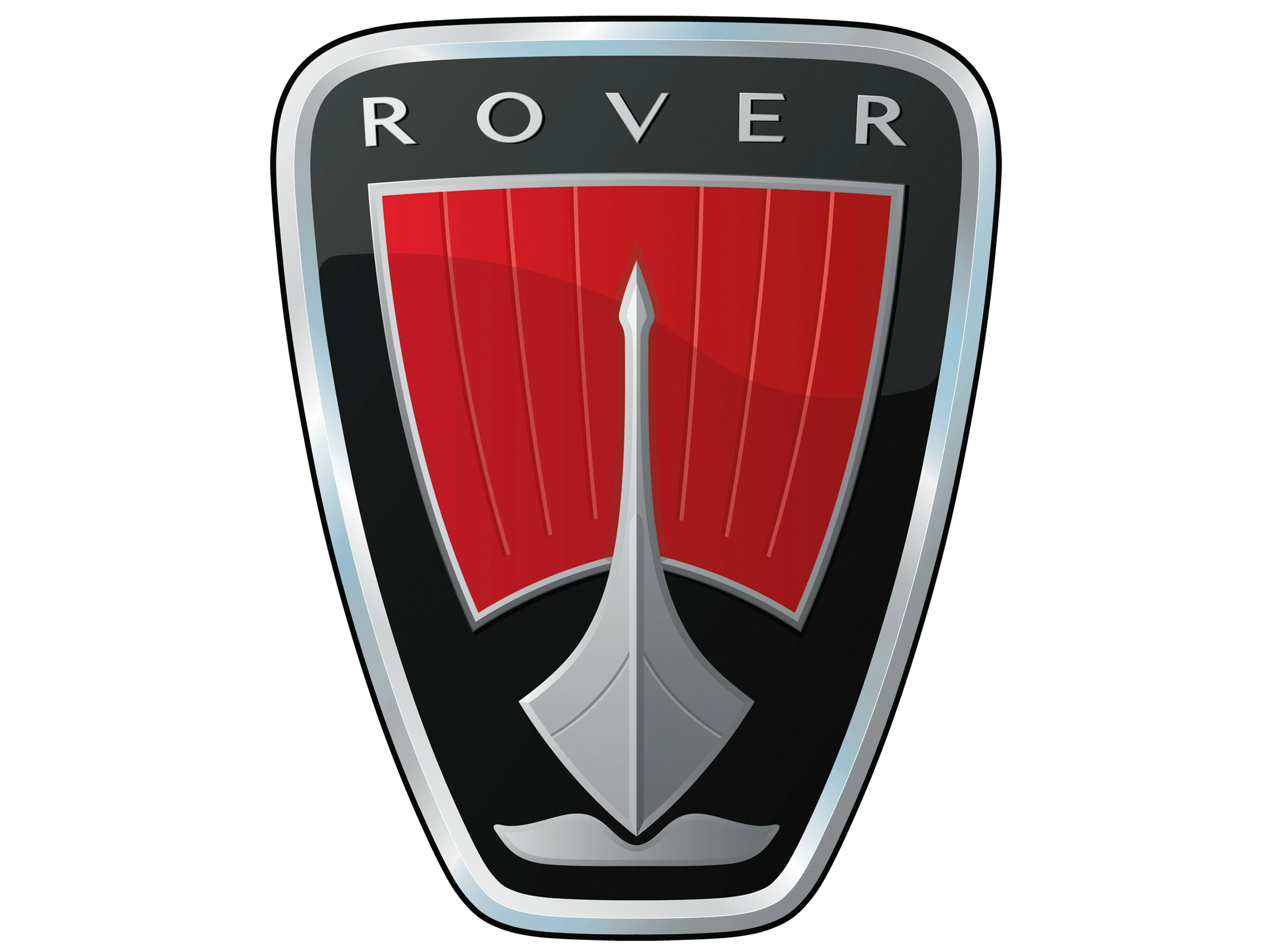 Rover Logo, Rov... Range Rover Car Logo