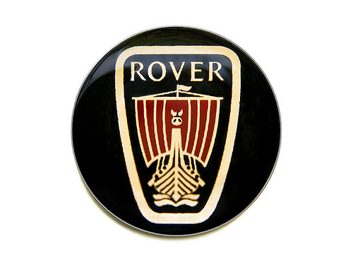 Rover square symbol