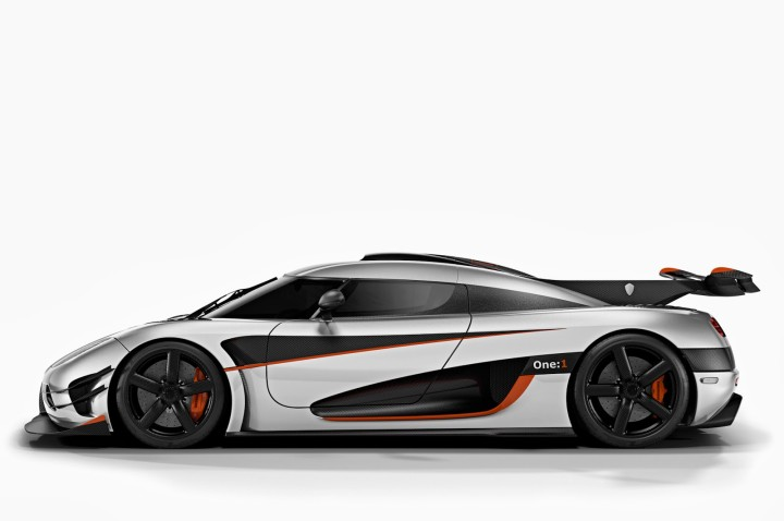 Koenigsegg One:1 - The Fastest Car in The World