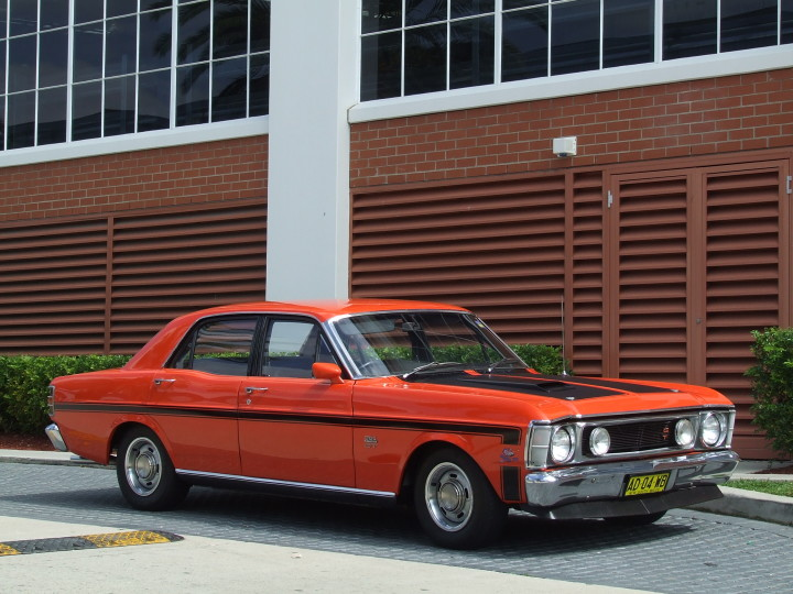 Ford Falcon GTHO Phase IV
