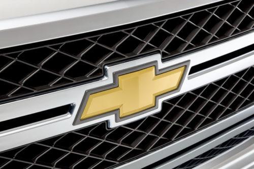 Chevrolet Car Emblem