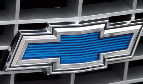 Chevy Car Symbol