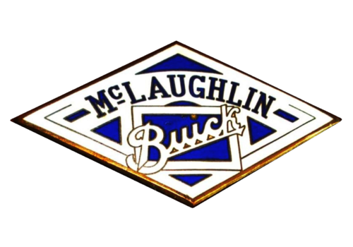 Canadian car brands McLaughlin Automobile logotype.png