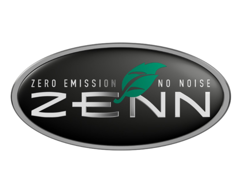Canadian car brands ZENN Motor Company logotype