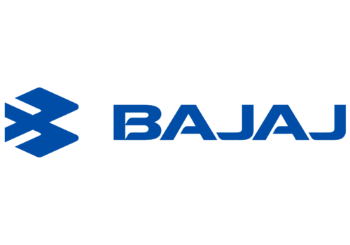 Indian car brands Bajaj Auto Limited logotype