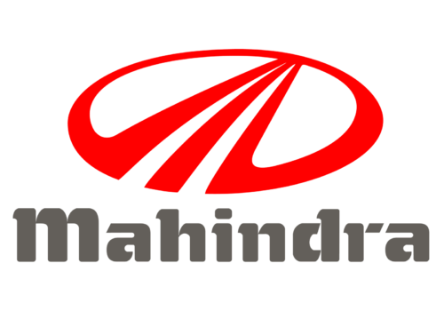 Indian car brands Mahindra and Mahindra Limited logotype