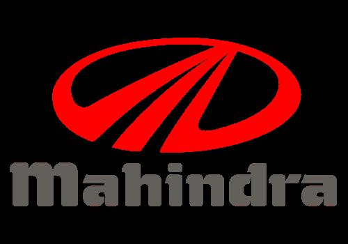 Indian car brands Mahindra and Mahindra Limited logotype