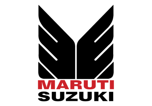 Indian car brands Maruti Suzuki Ltd logotype