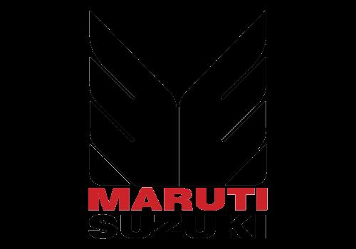 Indian car brands Maruti Suzuki Ltd logotype